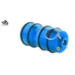 Granada de impacto de gas azul